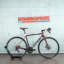 Focus cayo disc 105 bicicleta de carreras caballeros 54cm carbon carreteras bicicleta de carreras