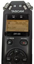 TASCAM DR-05 Portable Digital Audio Recorder Free Shipping.