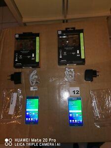 Samsung  Galaxy Alpha SM-G850F - 32GB - Blau (Ohne Simlock) Smartphone