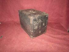 Antique Japanese or Korean Strong or Alms  Box