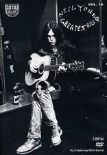 Guitar Play-Along-Neil Young [New DVD]