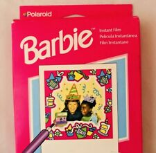 Vintage Barbie Polaroid 600 Film 10 Photos NOS Sealed 1999 Expired