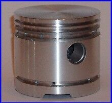 KIT SET PISTON PISTONE KOLBEN CON FASCE GUZZI 192 4T GALLETTO 1954-1960