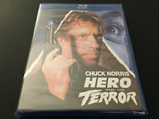 Hero and the Terror (Blu-ray, 1988) Chuck Norris