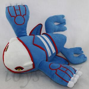 "Kyogre 18"" Stuffed Animal Cartoon Plush Toy Nintendo Game Halloween Doll Teddy"