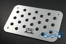 Sport Repose-pied tapis antiderapant Pedals Pédales Pédalier Pr Audi AT/MT Car