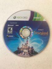 Kinect Disneyland Adventures Microsoft Xbox 360 Disc Only