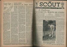 More details for vintage the scout magazine vol 40 jan-dec 1945  baden powell boys scouts e1.1524
