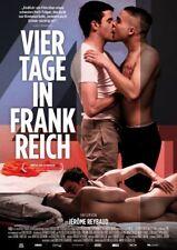 Vier Tage in Frankreich    J. 2018 Gay DVD OmU      NEUERSCHEINUNG