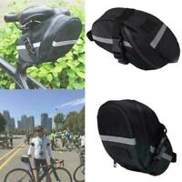 Rear Seat Pack Saddle Bag Tail Pannier Handbag For MTB Bike New Road Bicycl C7Y2