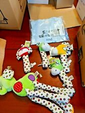 Wholesale Lot -115 Units Ganz Lookie Loos Baby Rattle Toys and Infant Snapsuits