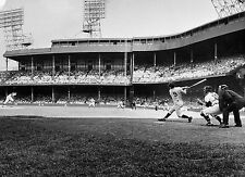awesome ROGER MARIS hits12th inng homer to win game against tigers 8x10 yankees