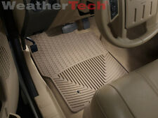 WeatherTech All-Weather Floor Mats 1999-2007 Ford Super Duty SuperCrew - Tan