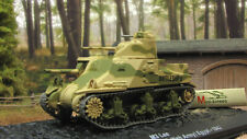 Scale model tank 1:72  M3 Lee 10th Division British Army Egypt 1942