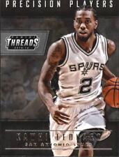 Kawhi Leonard #10 Panini Threads 2015/16 NBA Basketball Card