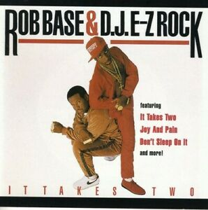 Rob Base - It Takes Two [New CD]
