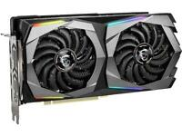 MSI GeForce RTX 2060 DirectX 12 RTX 2060 GAMING 6G 6GB 192-Bit GDDR6 PCI Express