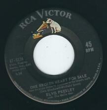 R&R Elvis Presley RCA 8134 One broken heart for sale / They remind me too much ♫