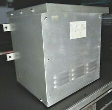 15 Kva Step Down Transformer 460 to 220/110 make Dongan