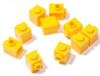LEGO - 10 x Konverter Stein 1x1 hell orange (bright light orange)  87087 NEUWARE