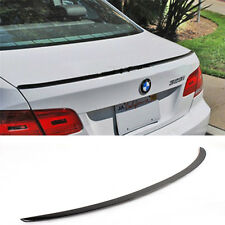 ROUND BMW E93 Convertible 2006 - 2013 Boot Lip Spoiler M3 Style UK Seller