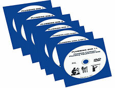 Learn To Plumb/Full CoursePlumbing DVD: 7 DVDs Tuition/How To Plumb Book bb