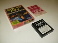 Atari 2600 ~ Solar Fox by CBS Electronics ~ Boxed / Complete