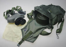 BAG with G. MASK MP-1 infantry of Polish Army 1967-89 years NEW moro time 1 2