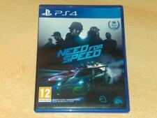 Videojuegos Need for Speed Sony PlayStation 4 PAL