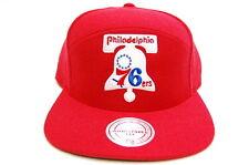 Philadelphia 76ers NBA Mitchell & Ness Retro XL Logo Snapback Hat Cap  Iverson