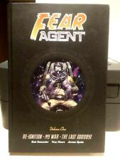 Fear Agent Library Edition Hardcover HC Vol. 1  Remender Moore Dark Horse