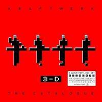 Kraftwerk - 3-D The Catalogue (NEW 9 x VINYL BOXSET)