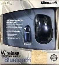 Microsoft Wireless Intellimouse Explorer For Bluetooth