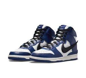 Nike x Ambush Dunk High Deep Royal Mens Shoe Size UK12 US13 EU47.5