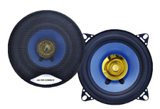 "4"" DUALCONE CAR DOOR/SHELF SPEAKERS PAIR 4 INCH"
