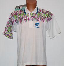vintage lotto polo deadstock ALBERTO MANCINI tennis becker edberg anni 90