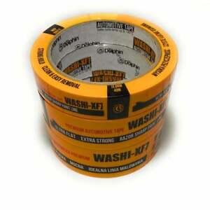 WASHI TAPE - Ultra Premium Automative Masking Painters Tape