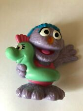 Hasbro BBC Sesame Street Furchester Hotel Phoebe Bath Time Squeezy Toy Figure