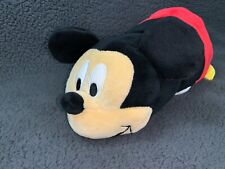 """New listing Disney Flipazoo Reversible Mickey Minnie Mouse 14"""" Plush Toy Animal 2 in 1"""