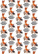 Disney Bambi Personalised Gift Wrap - Disney Bambi Wrapping Paper