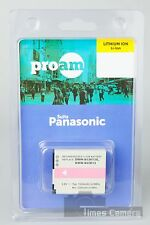 ProAm PA-BCM13 DMW-BCM13 E Battery For Panasonic DMC-TZ40 55 57 60 70 FT5 Camera