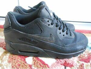 Nike Air Max 90 Mesh GS Damen Fitness Sport Freizeit Schuhe Sneaker EU 37,5 TOP