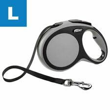 Dog Lead 8m Retractable System Tough Strong Walks Multi Box Walking Up to 50KG