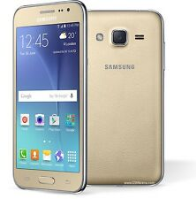 Brand New Samsung Galaxy J2 Dual Sim 8GB Smartphone - GOLD- ANDROID -Genuine 4G