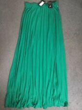 Atmosphere Full Length Patternless Casual Skirts for Women