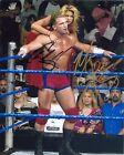JACKIE GAYDA HAAS & CHARLIE HAAS WWE SIGNED AUTOGRAPH 8X10 PHOTO W/ COA