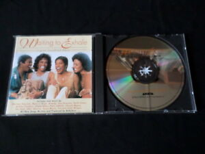 Waiting To Exhale. Film Soundtrack. Compact Disc. 1995. Made In Australia.