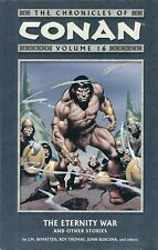 Chronicles Of Conan Volume #16 (2008) Softcover Tpb Dark Horse Comics V/F+