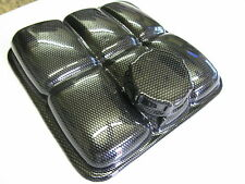 FORD FOCUS MK2 HEADERTANK/COOLANT COVER AND CAP CARBON FIBRE ABS PLASTIC, RS ST