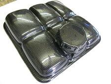 FORD Focus MK2 headertank / Liquido di Raffreddamento Copertura e calotta in fibra di carbonio in plastica ABS, RS ST